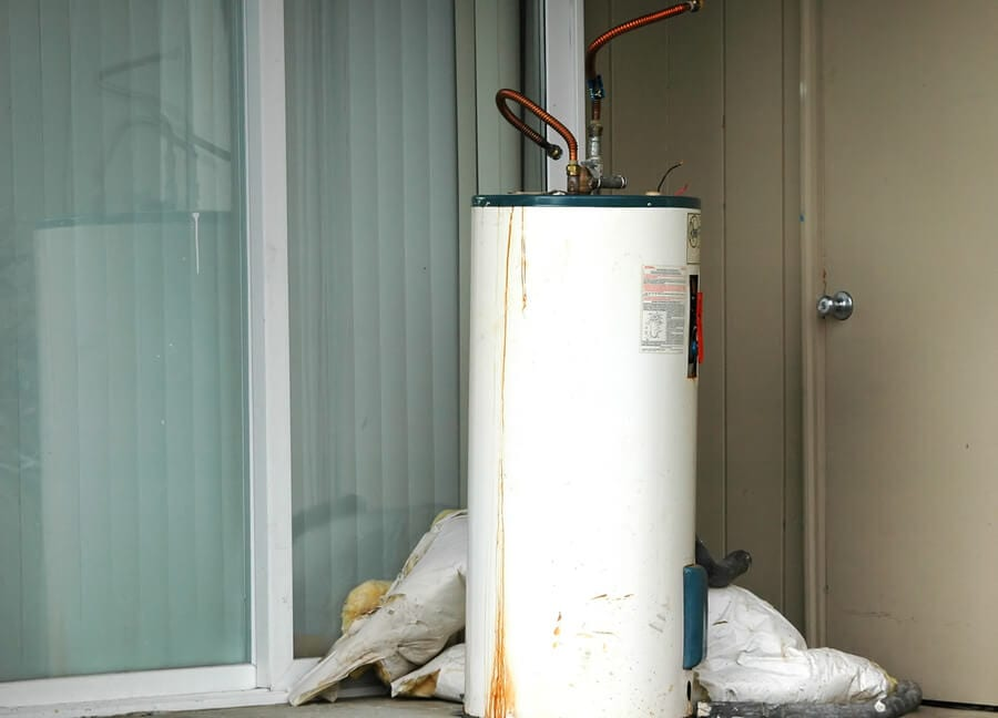 Tankless water heater in Raleigh by Streamline Services